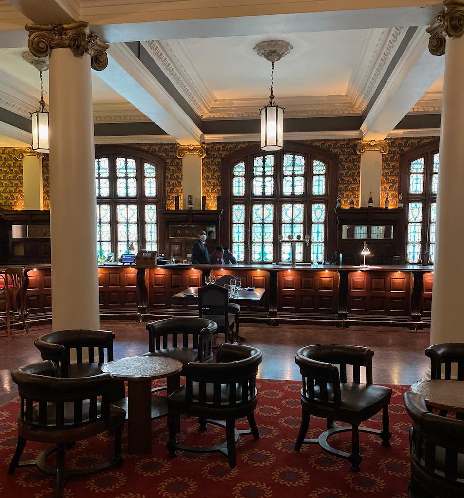 Rand Club bar