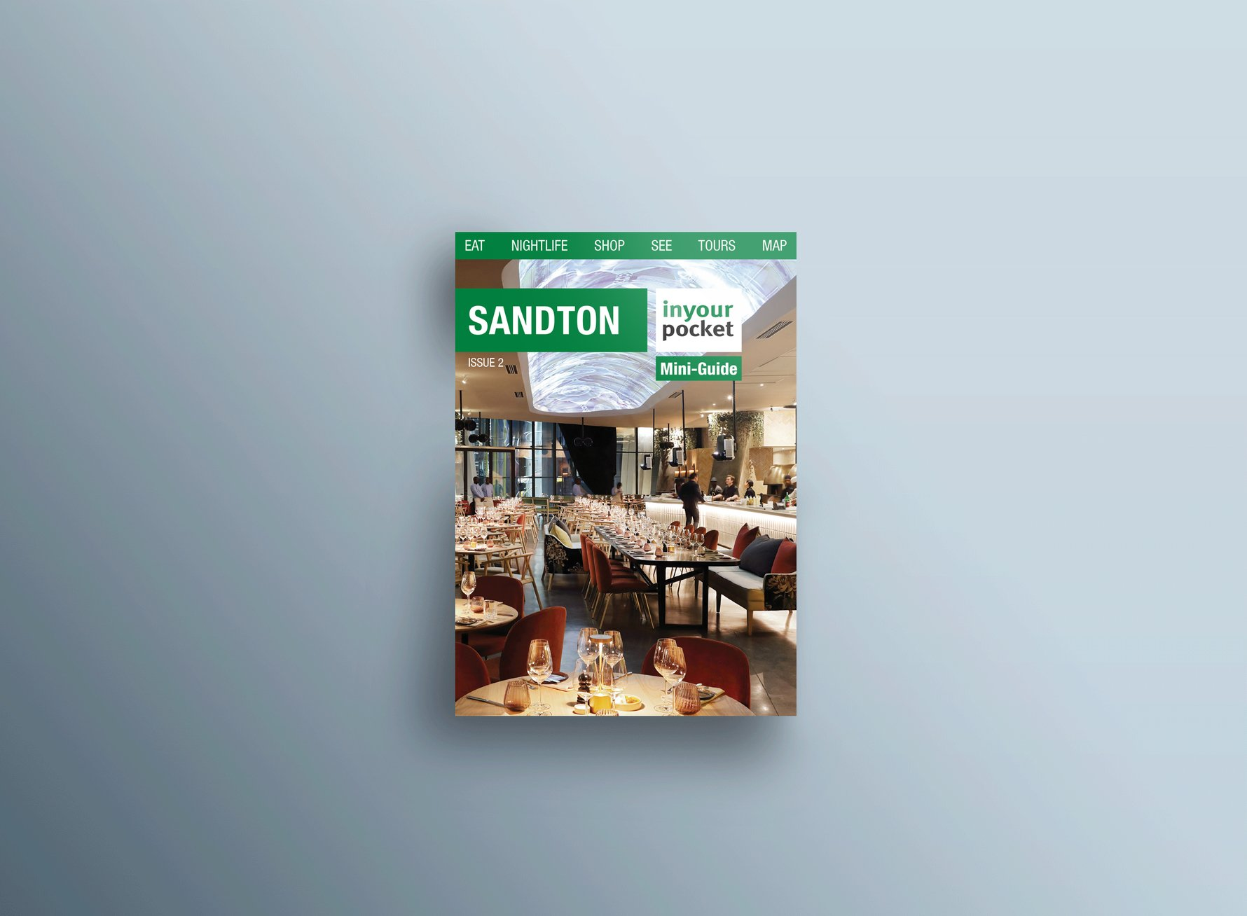 Sandton In Your Pocket Issue 2