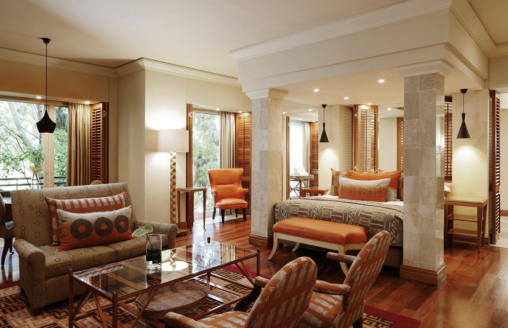 Saxon Hotel Suite