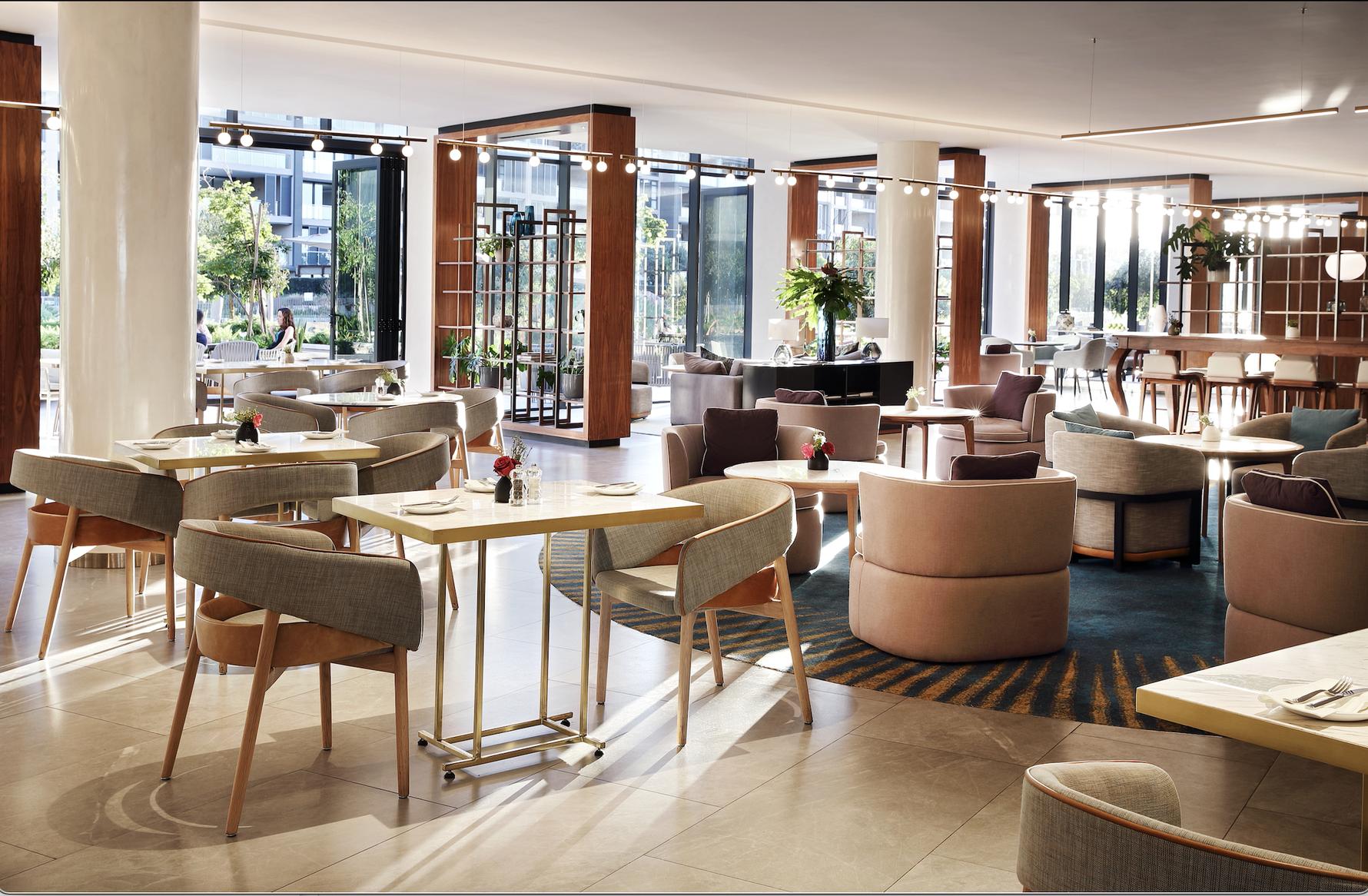 Nova Deli lounge