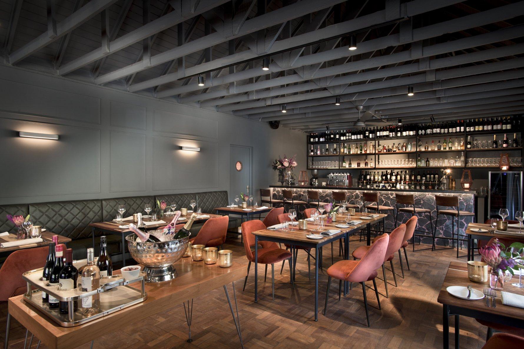 Basalt Restaurant at Peech Hotel