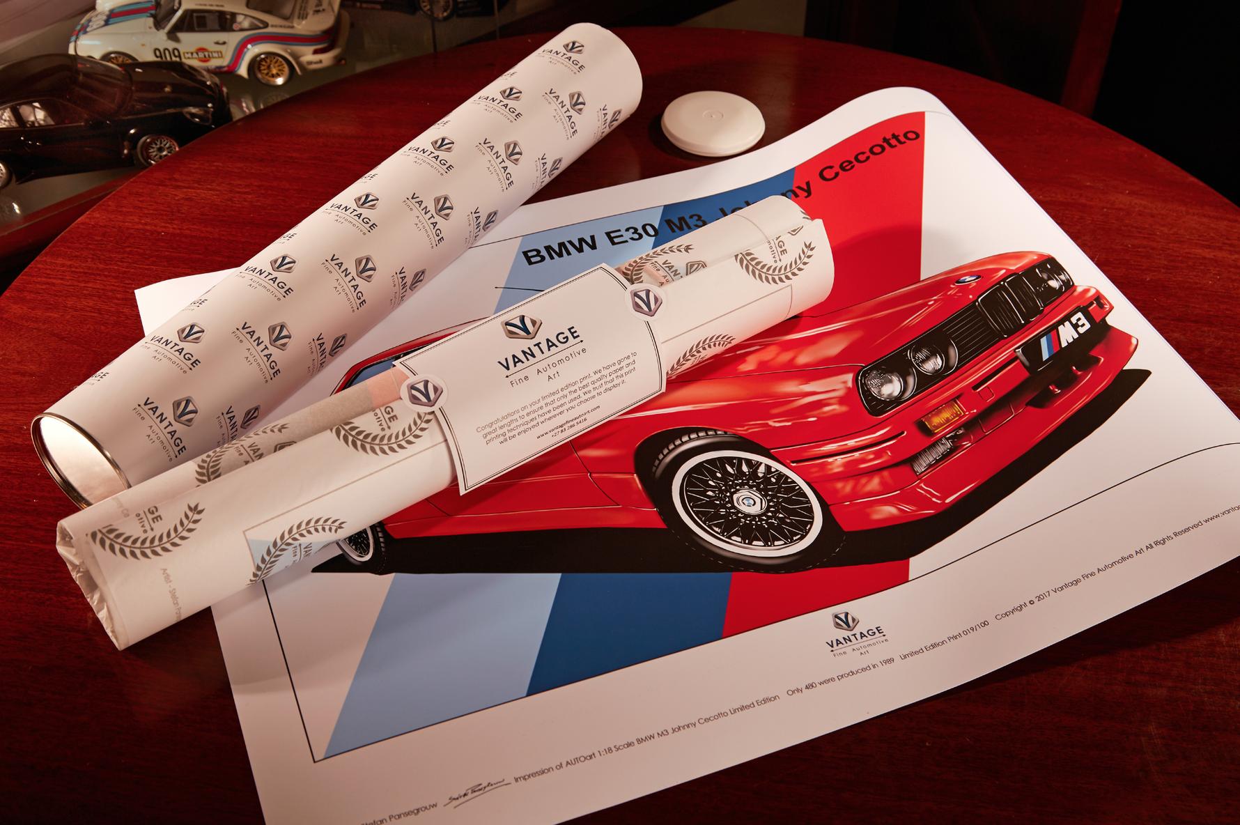 Vantage Fine Automotive Art posters