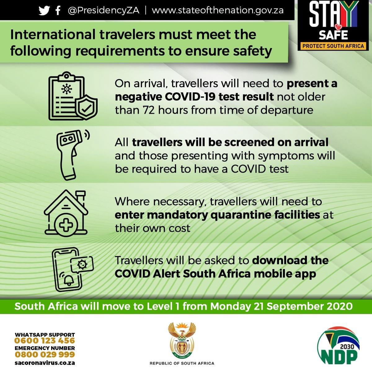Lockdown Level 1 In South Africa What You Can And Can T Do