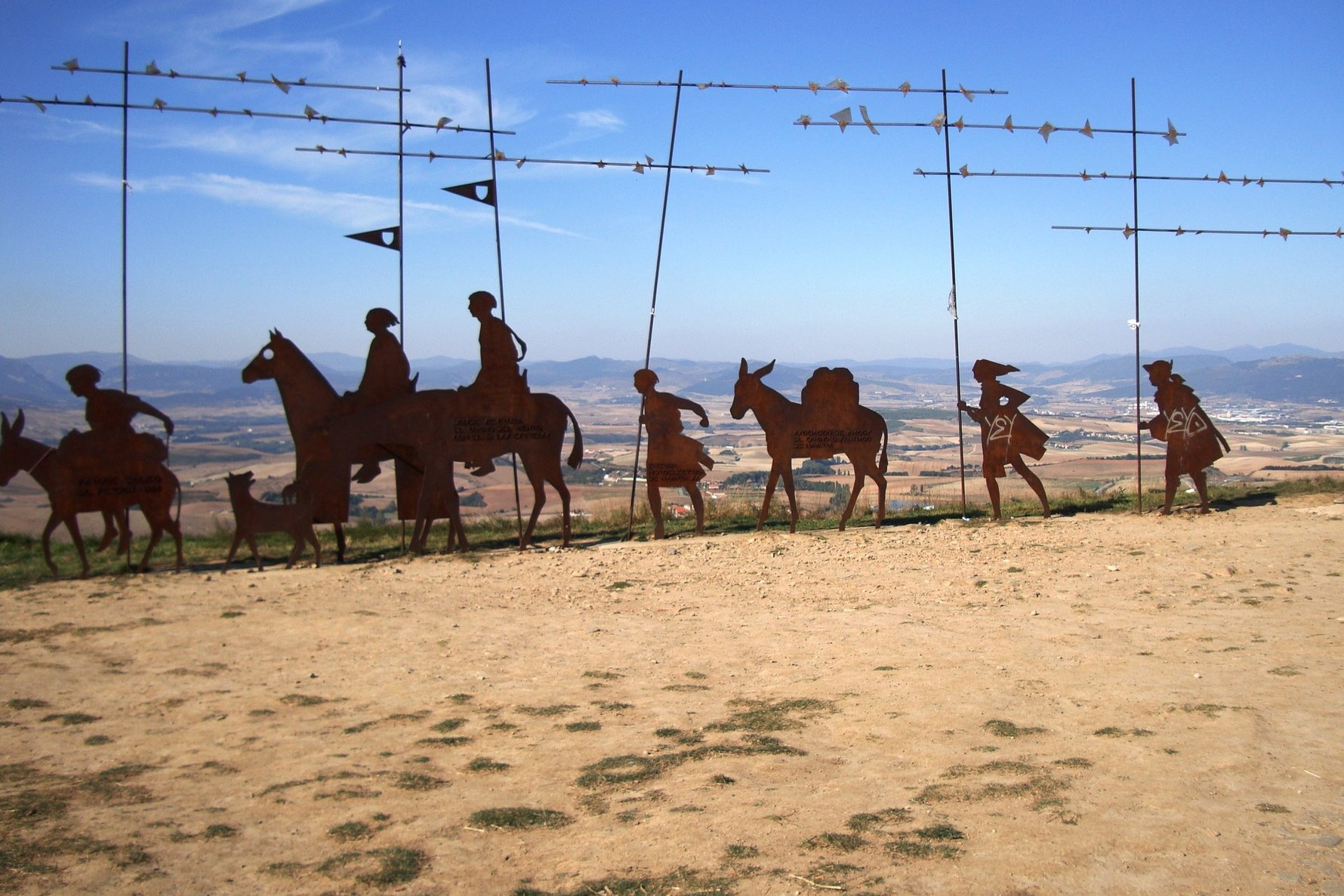 Santiago de Compostela © ailabrocker0 from Pixabay