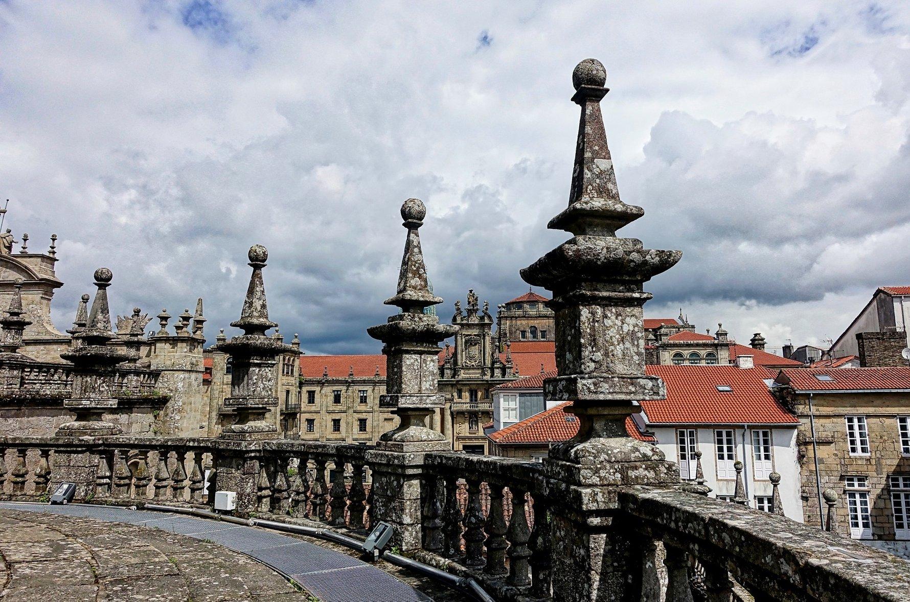 Santiago de Compostela © Siggy Nowak from Pixabay