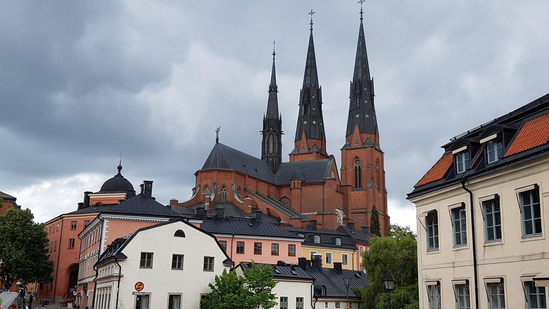 © RachelH_ Flickr.com CC license Uppsala Cathedral