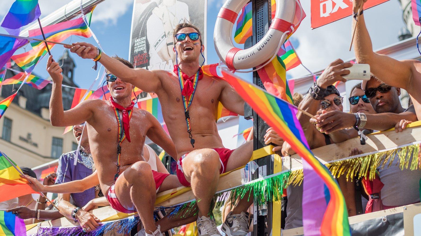 © Rolf_52 Shutterstock.com Stockholm Pride Parade