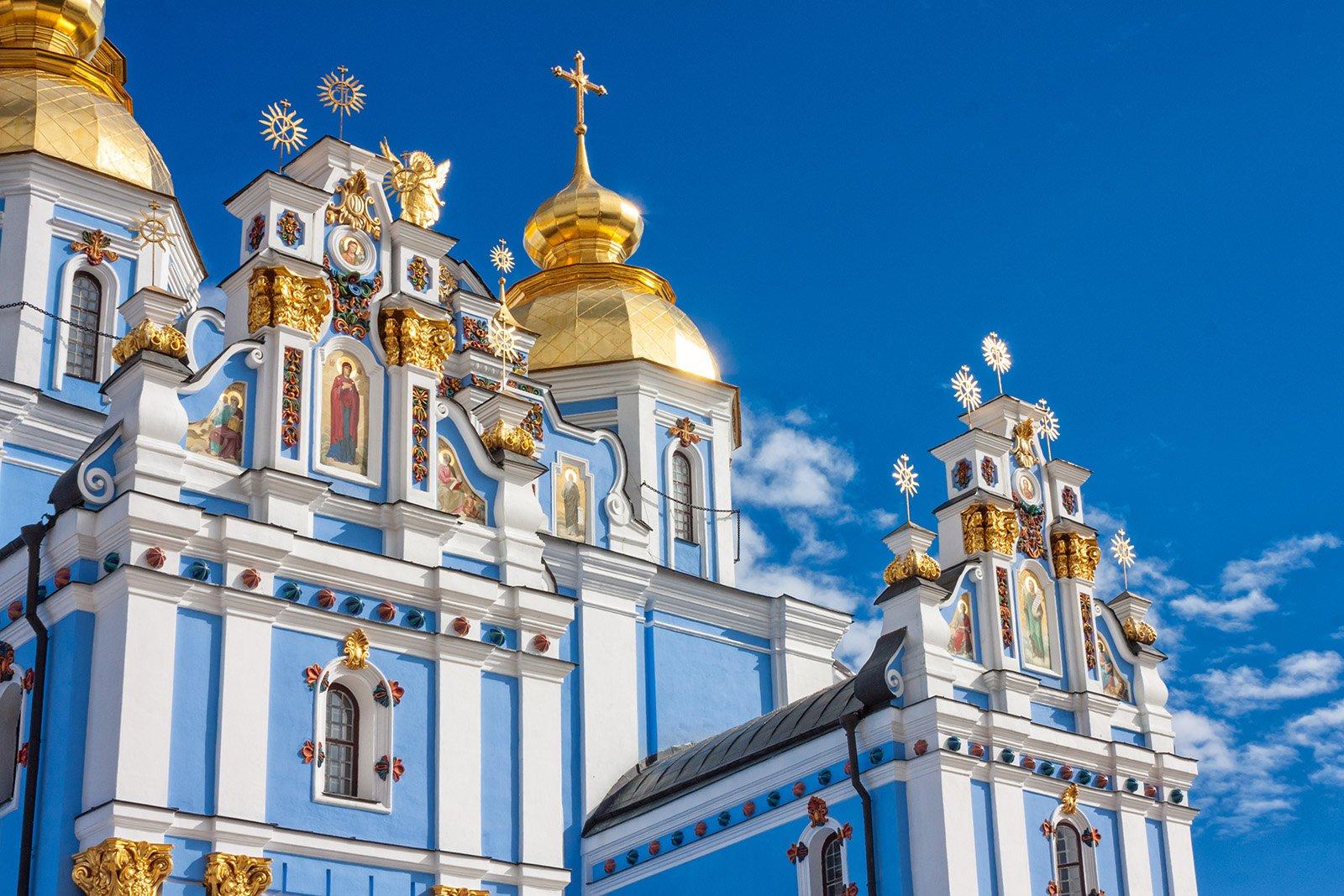 Ukrainian Orthodox Church, Kiev Patriarchate, Ukraine © rustamank / Shutterstock