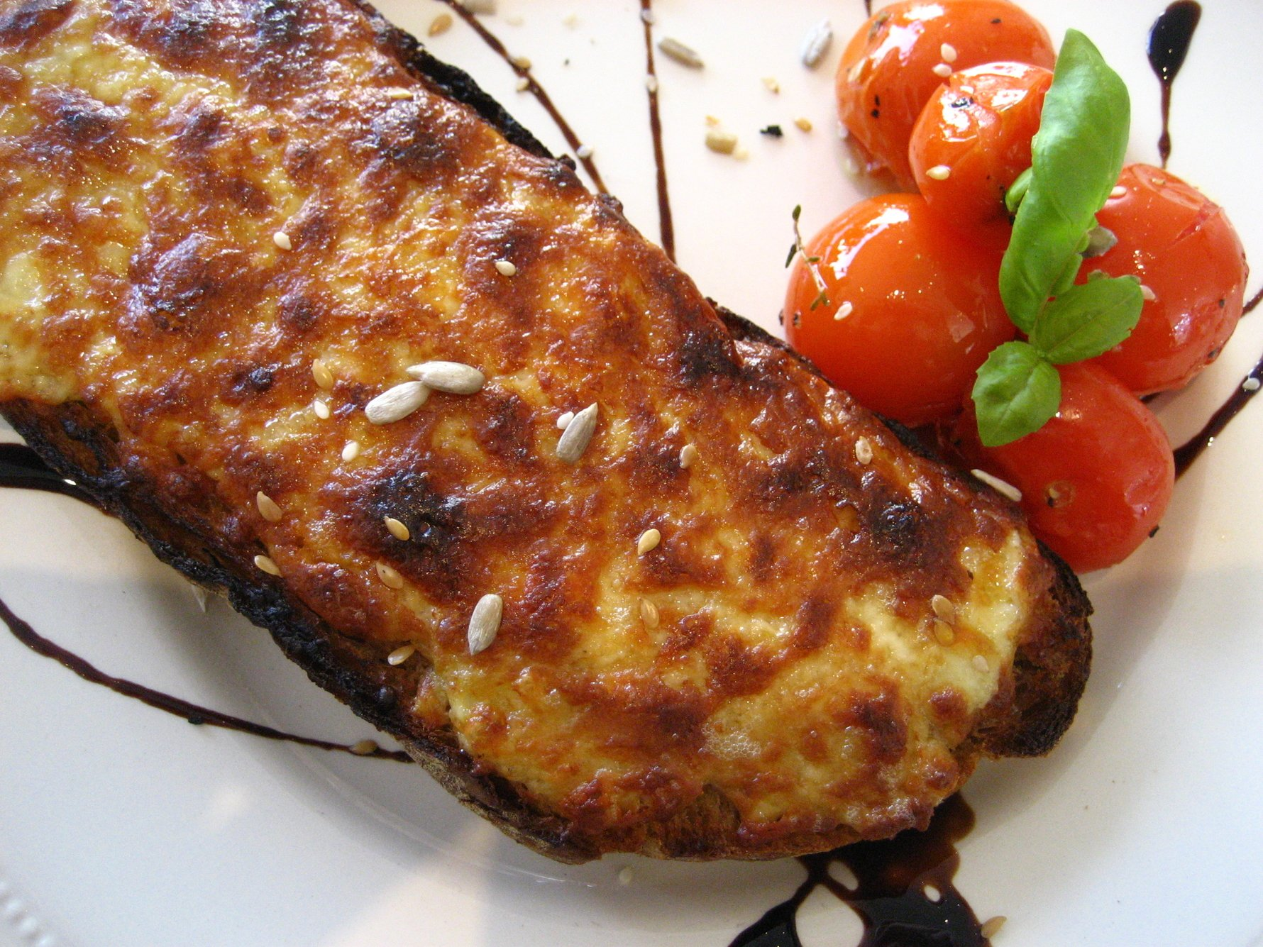 Welsh Food - Welsh Rarebit © CC