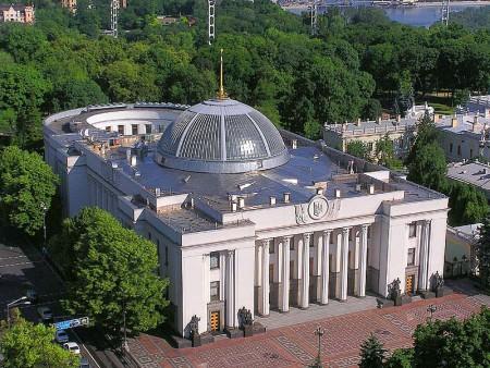 Ukraine's Political framework