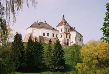 Olesky castle